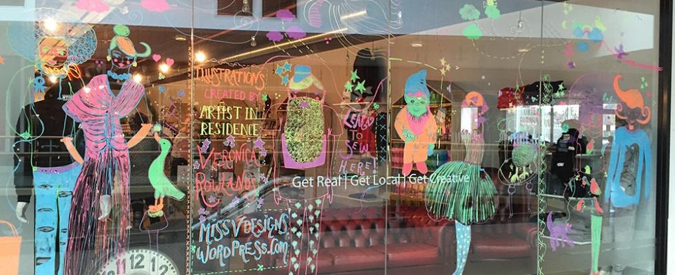 Petit Miracles Hub, London - Authentic Gems - Travel blog by Hannah Cackett