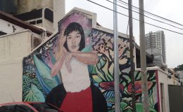 Penang street art - Authentic Gems - Travel blog by Hannah Cackett